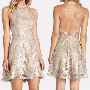 CLOSEOUT 💥 Dress the Population Abbie Mini Dress